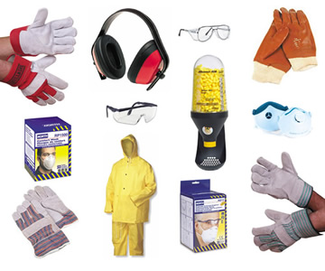 when is personal protective equipment used